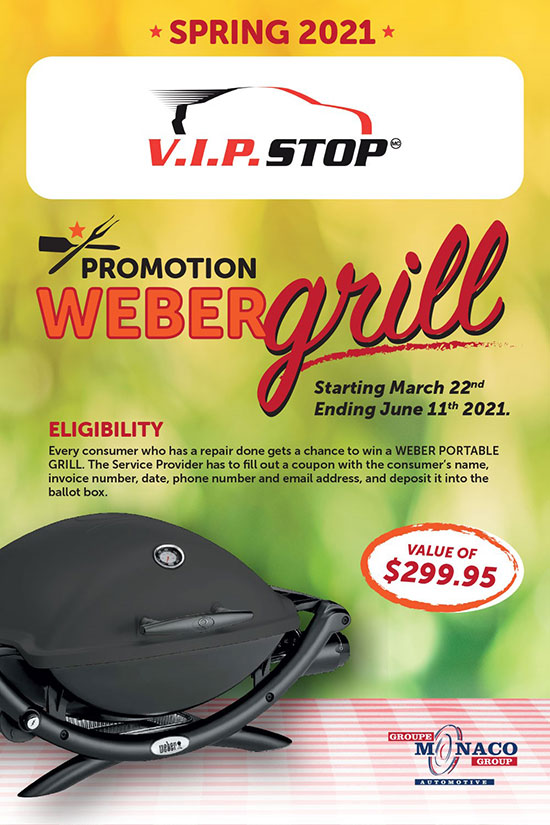 promotion vip stop
